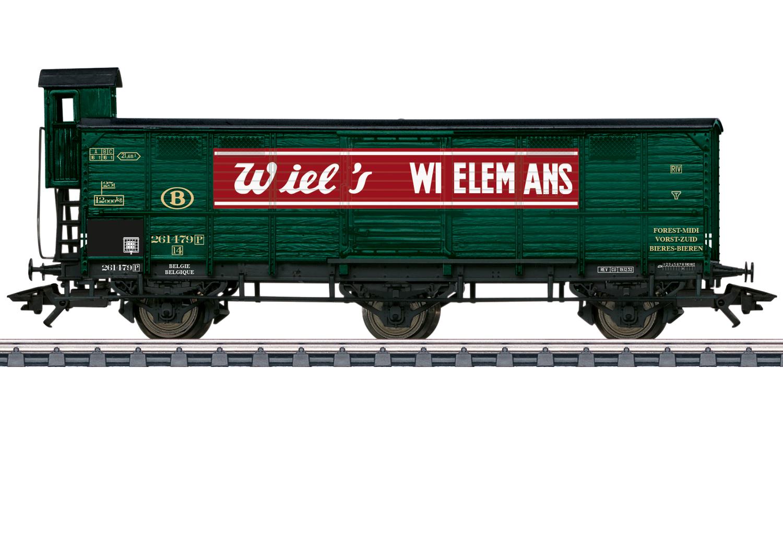 Märklin 46164 H0 Bierwagen Wielemans SNCB AC