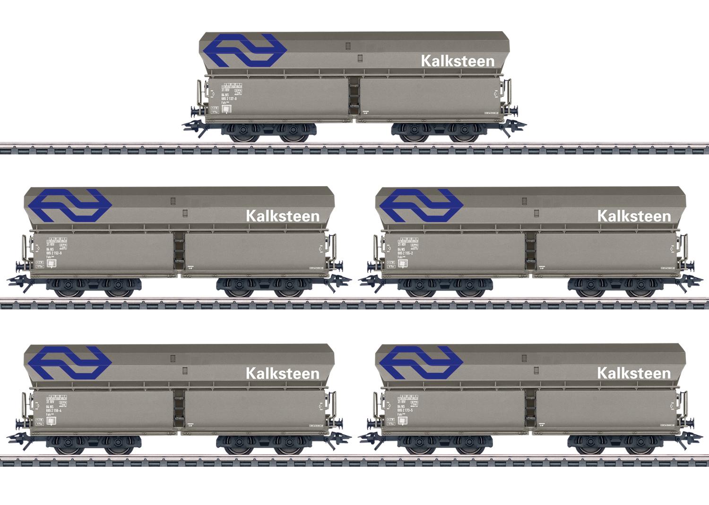 VO Märklin 46268 Spur H0 Selbstentladewagen-Set NS