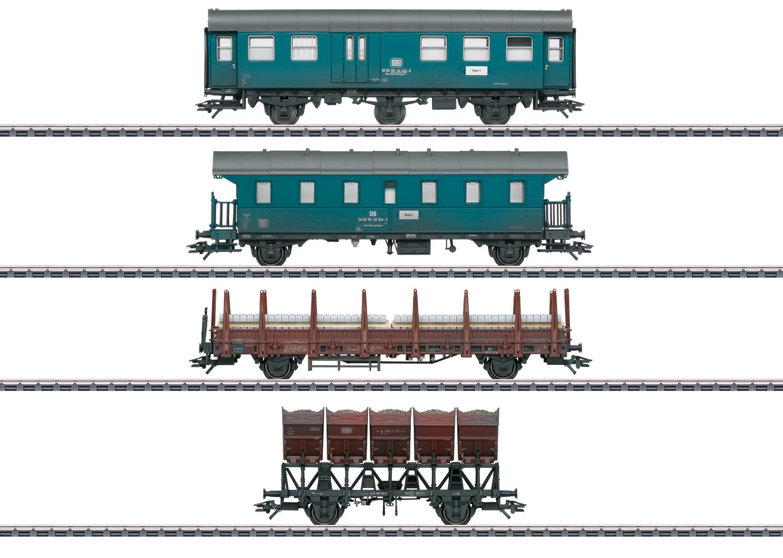 VO Märklin 46690 MHI Bauzug-Wagen-Set
