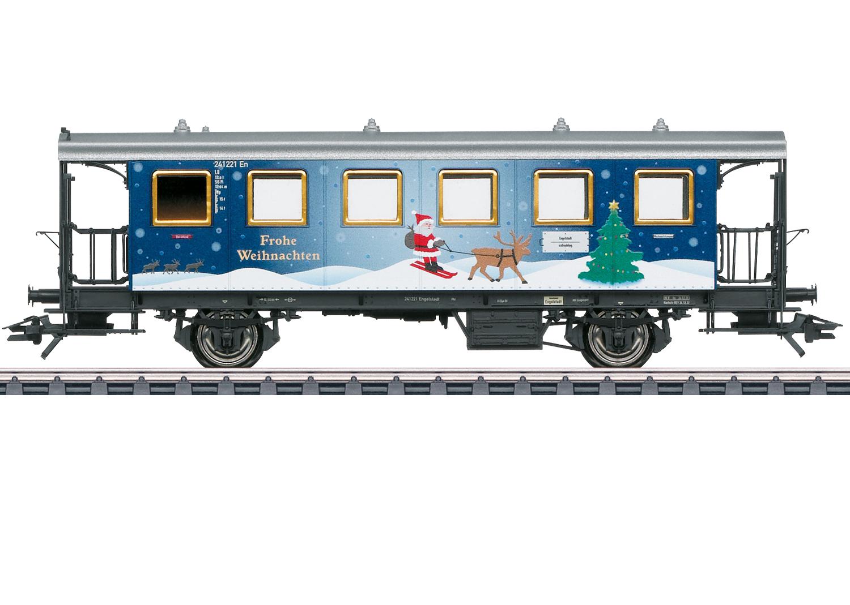 VO Märklin 48421 H0   Weihnachtswagen 2021