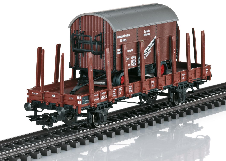 VO Märklin 48829 MHI Güterwagen-Set zu BR 96 DRG