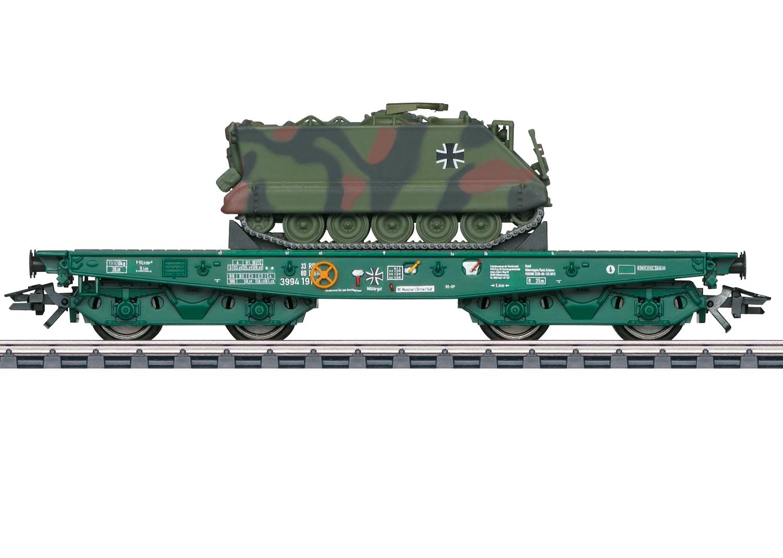 Märklin 48874 H0 Schwerlastwagen Rlmmps m.M113 AC