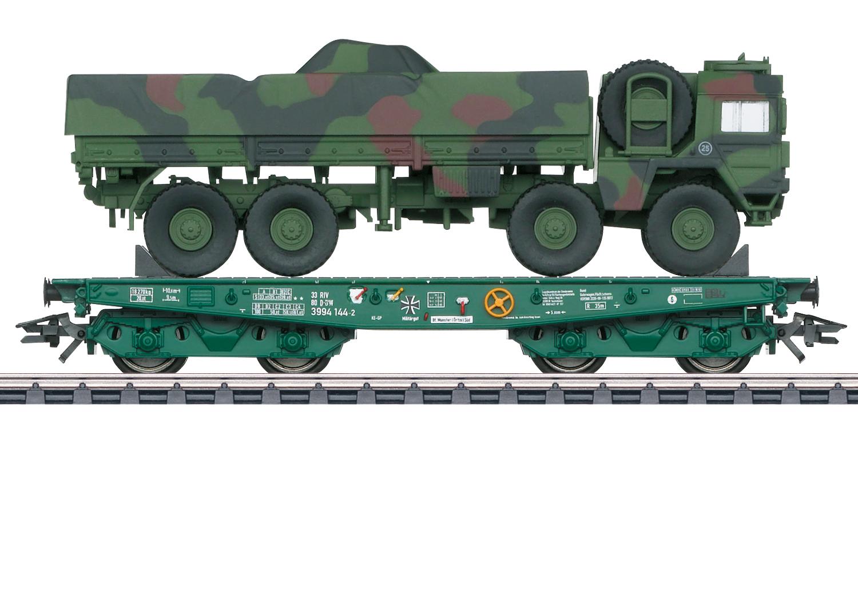 Märklin 48875 H0 Schwerlastwagen Rlmmps m MAN AC