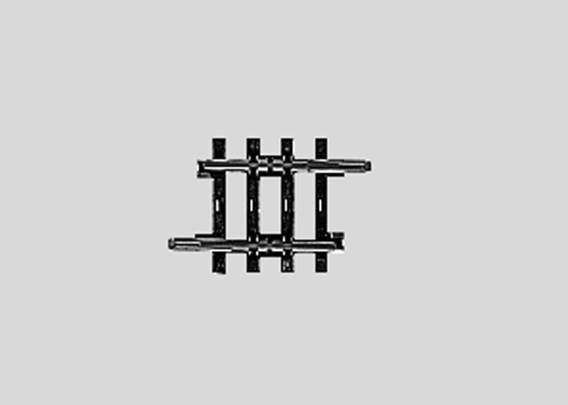 Märklin 2203 Gleis ger. 30 mm