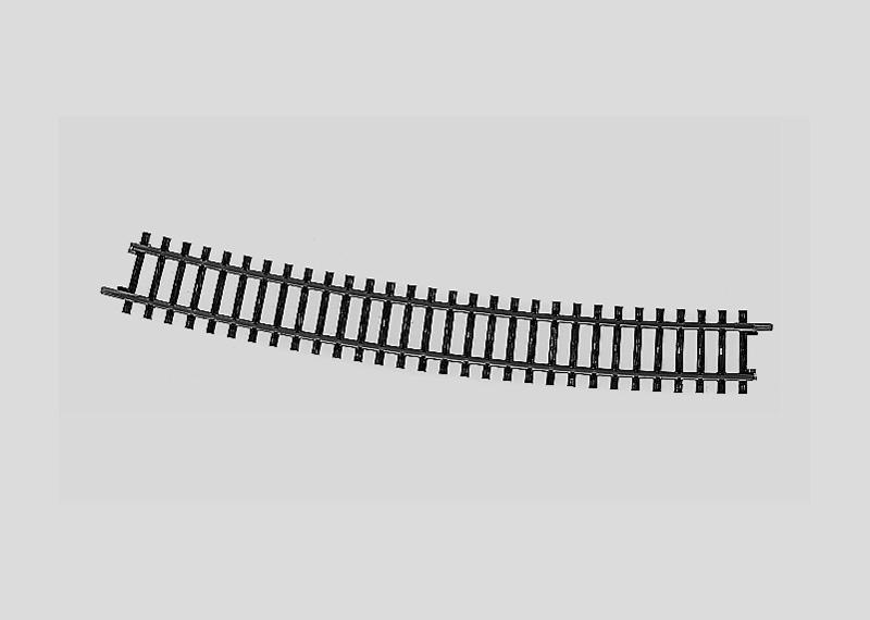 Märklin 2274 Gleis geb. r902,4 mm,14 Gr