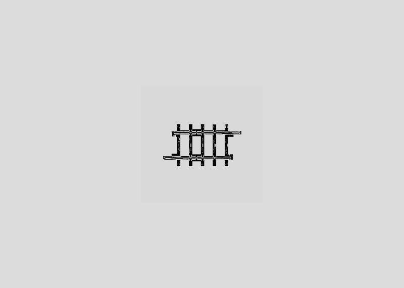 Märklin 2293 Gleis ger. 41,3 mm