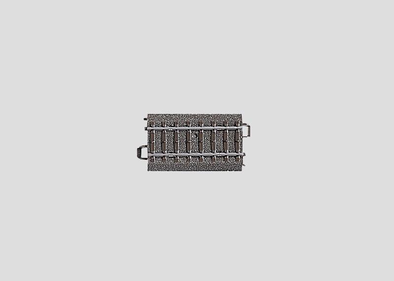 Märklin HO 24064 Gleis ger. 64,3 mm