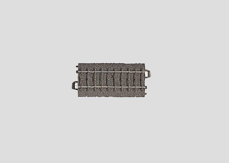 Märklin 24077 Gleis ger.77 mm