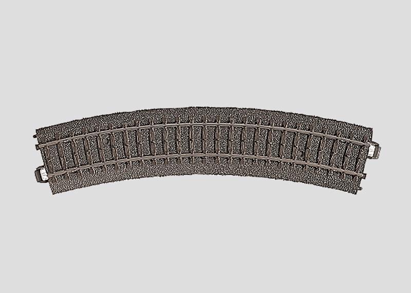 Märklin 24130 Gleis geb. r360 mm,30 Gr.