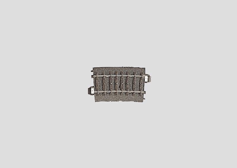 Märklin 24207 Gleis geb. r437,5 mm,7,5 Gr.