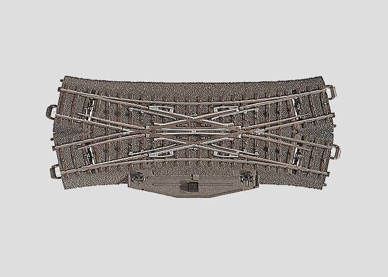 Märklin 24624 C-Gleis Doppelkreuzungsweiche 188,3 mm