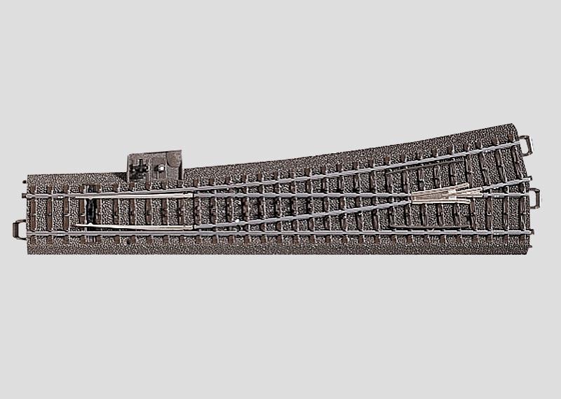 Märklin 24711 Weiche links r1114,6 mm