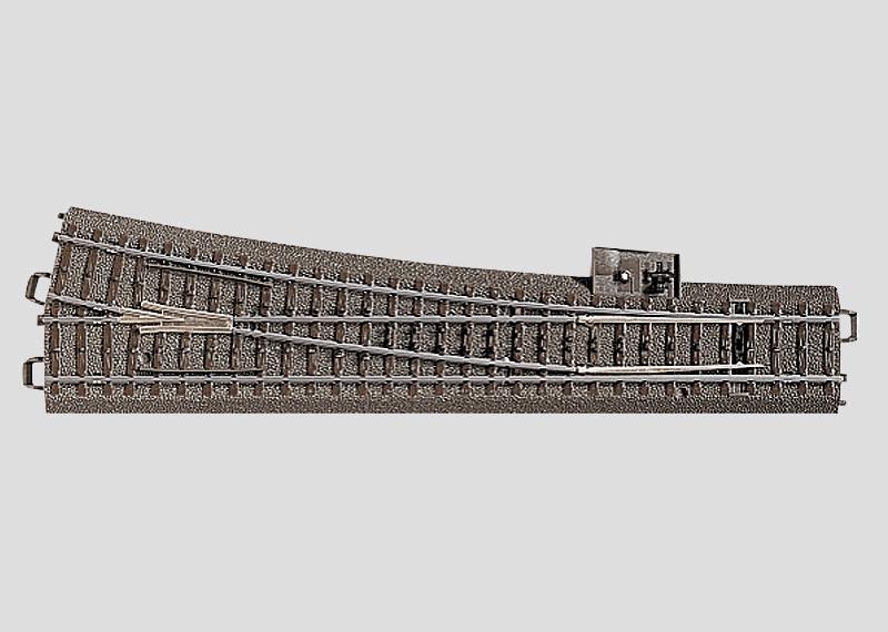 Märklin 24712 Weiche rechts r1114,6 mm