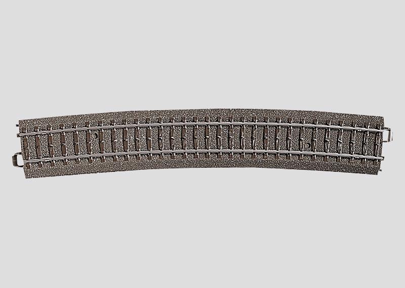 Märklin 24912 Gleis geb.r1114,6 mm,12,1 Gr.