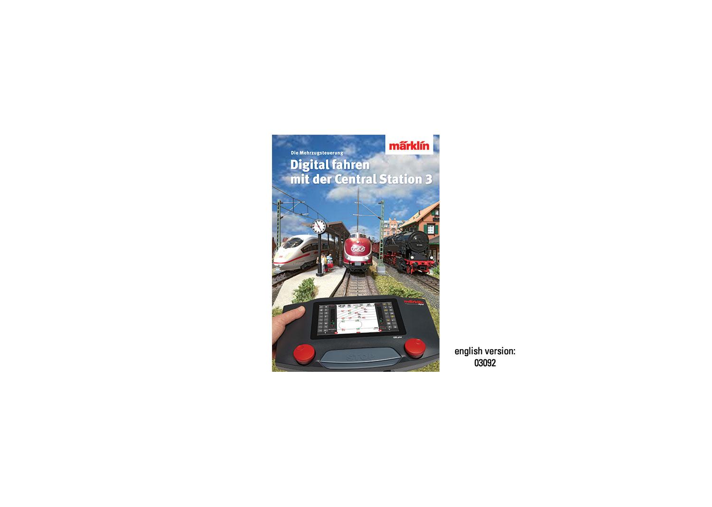 Märklin 3092 Magazin Digital Englisch