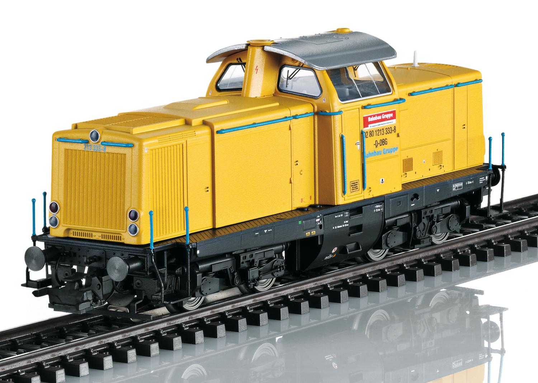 VO Märklin  MHI 39213 Diesellok BR 213 Gleisbau