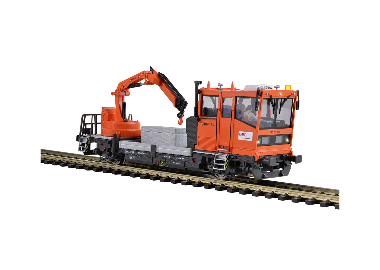Märklin 39547  Robel Gleiskraftwagen ÖBB