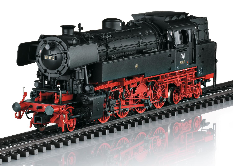 VO Märklin 39650 Insider Modell Dampflok BR 65 der DB EP III