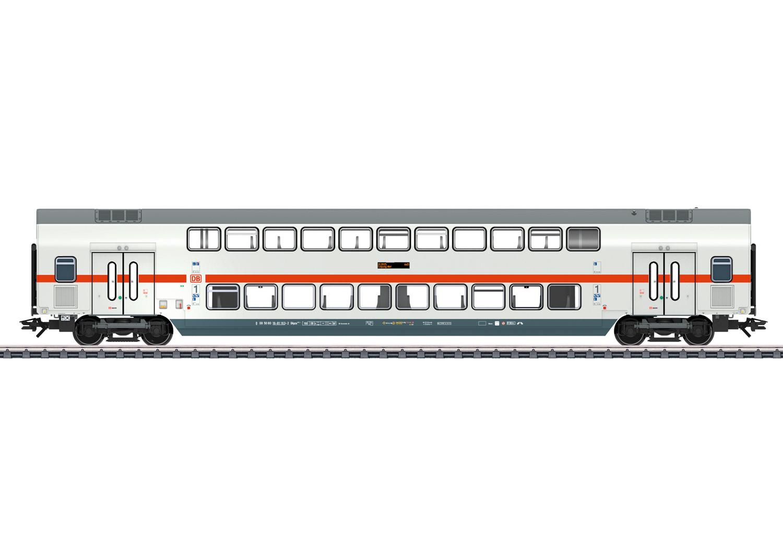 Märklin 43481  IC-Doppelstockwagen 1./2.Kl.D