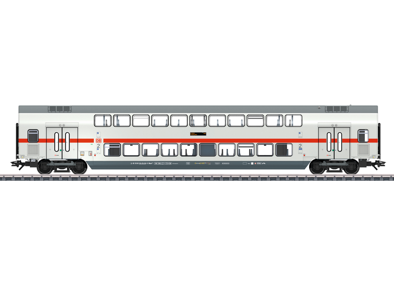Märklin 43482 IC-Doppelstockwagen 2.Kl.DB AG AC