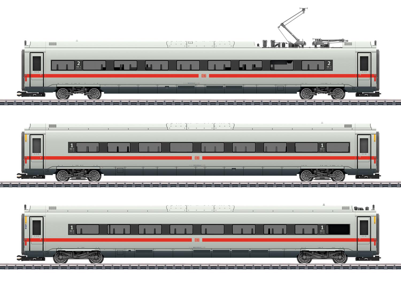 VO Märklin 43724  Ergänzungs-Set zum ICE 4 DB A