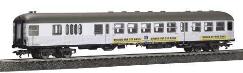 Märklin 43821 Steuerwagen mit DB Werbung EP IV limitiert I+S