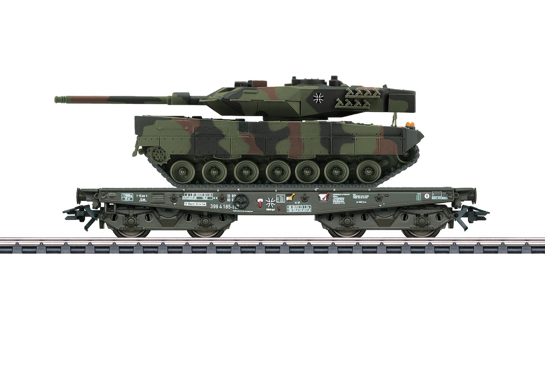 Märklin 48793  Schwerlastwagen m.Leo BW AC