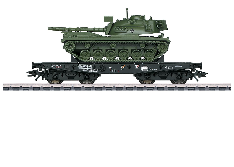 VO Märklin 48796  Schwerlastwagen Rlmmp m.M48 D