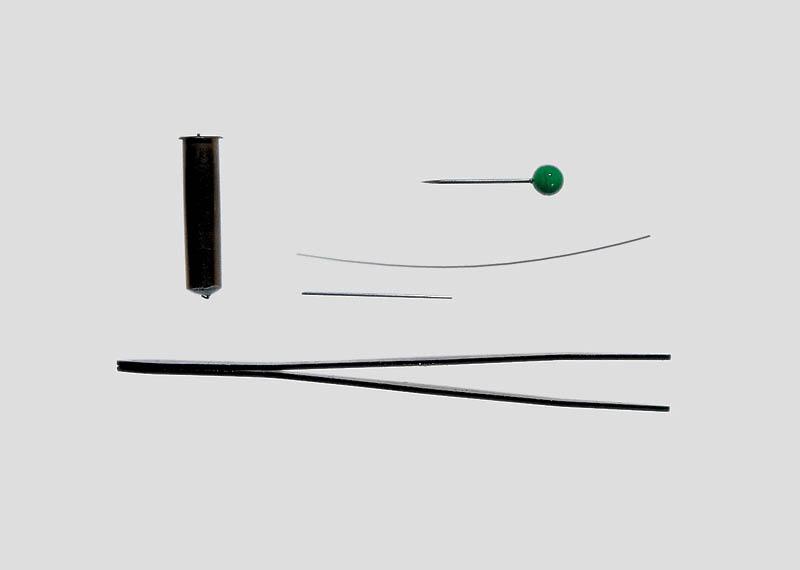 Märklin 7226 Rauchsatz, Durchmesser 5 mm HO