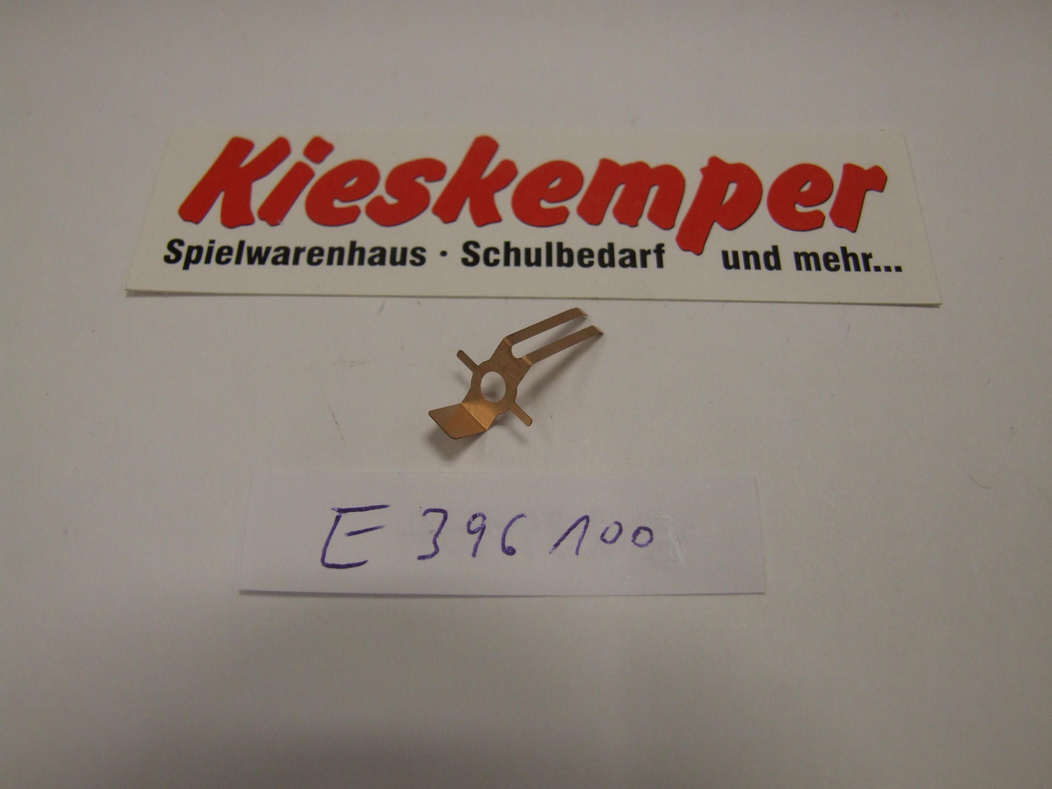 Märklin 396100 MASSEFEDER (biegen) Donnerbüchse