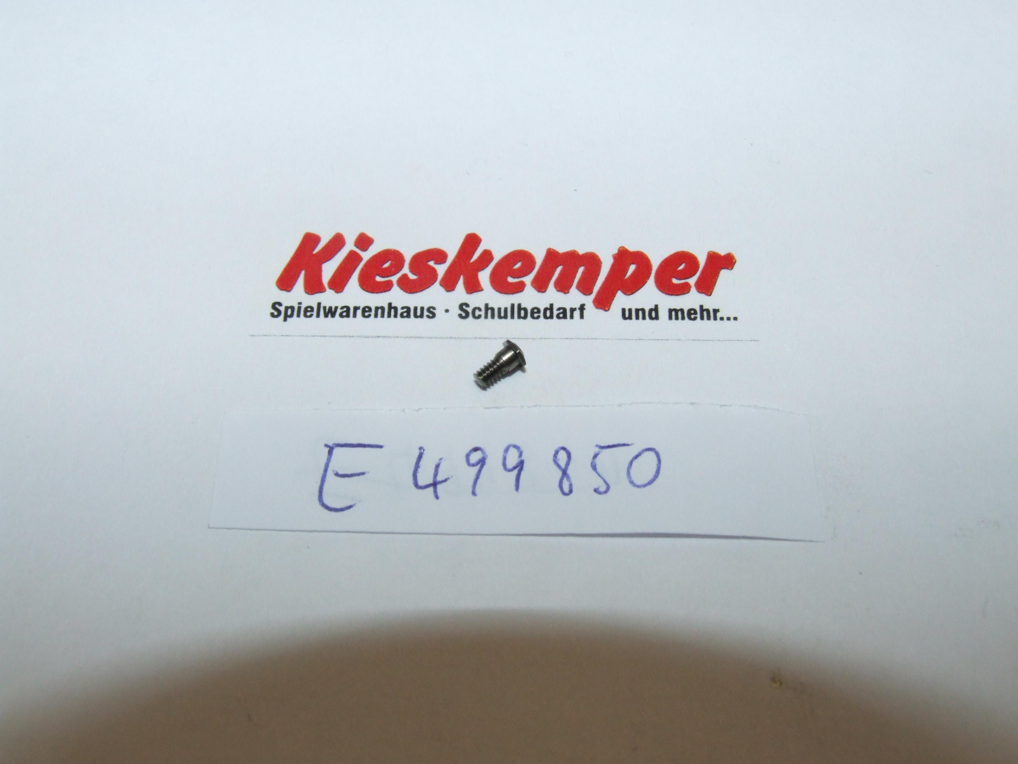 Märklin 499850 SCHR.SECHSK.A.M1,6X3,6VNS