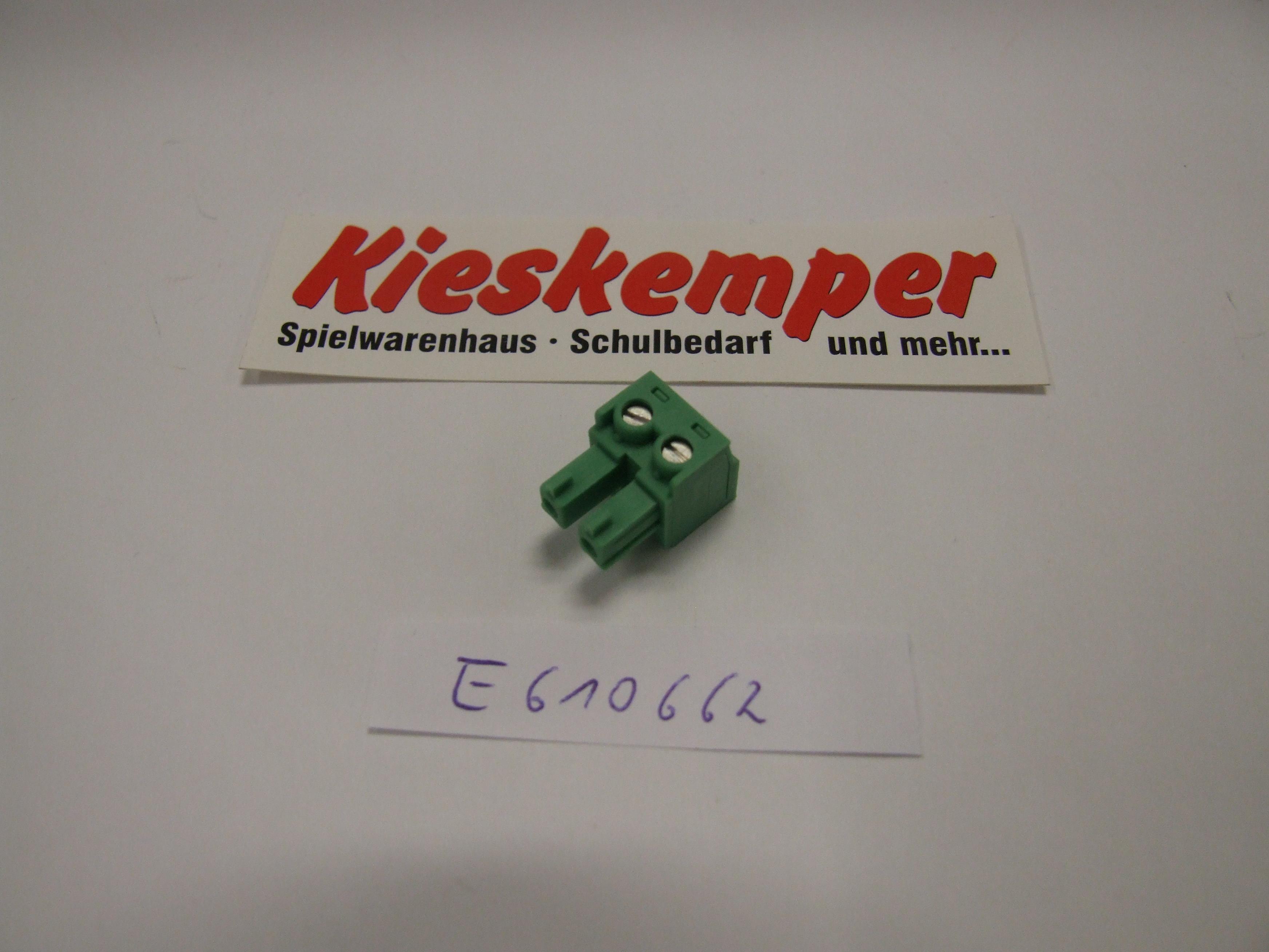 Märklin 610662 Stecker fr Anschlukabel