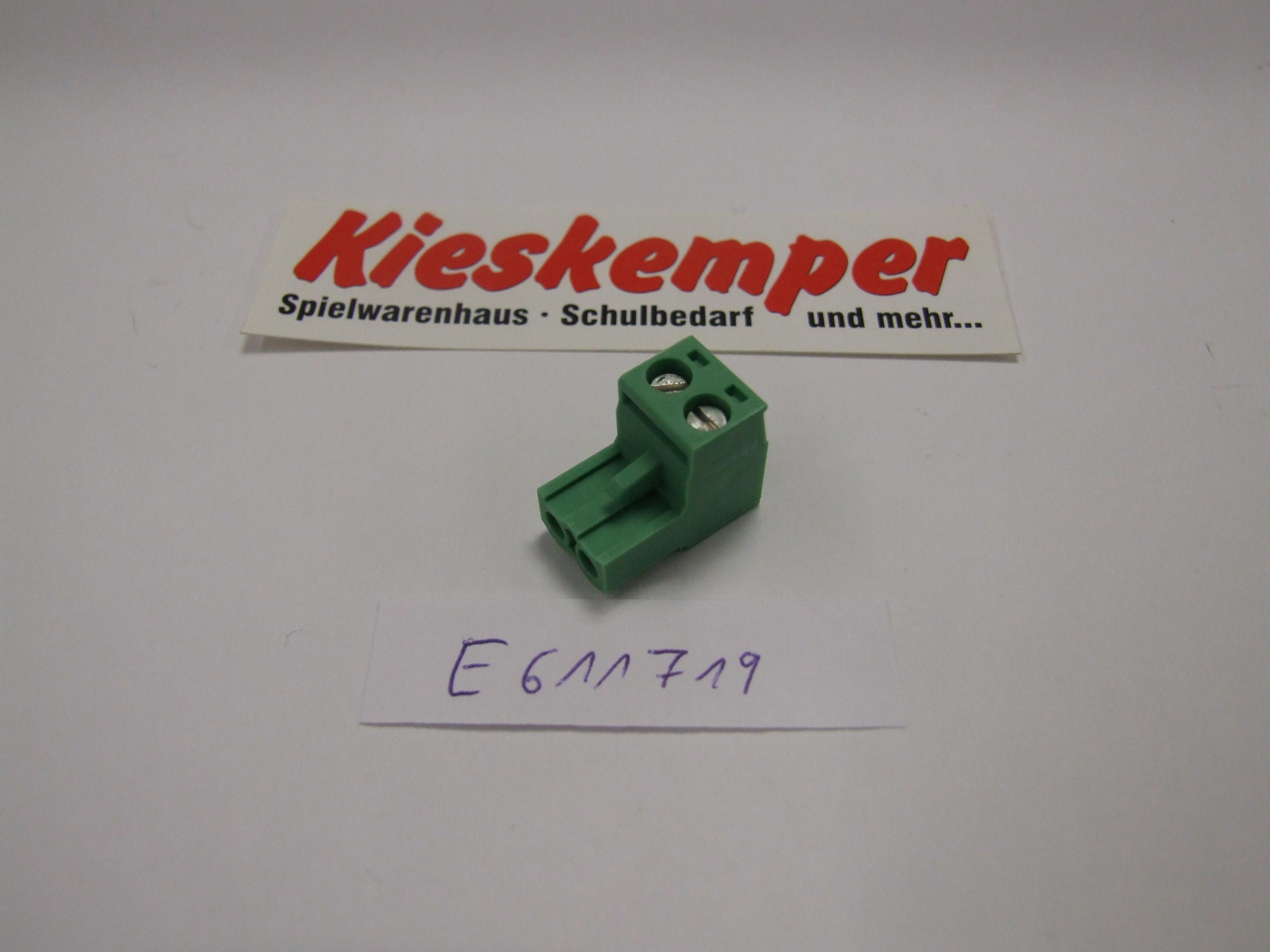 Märklin 611719 Stecker Gleisanschluss