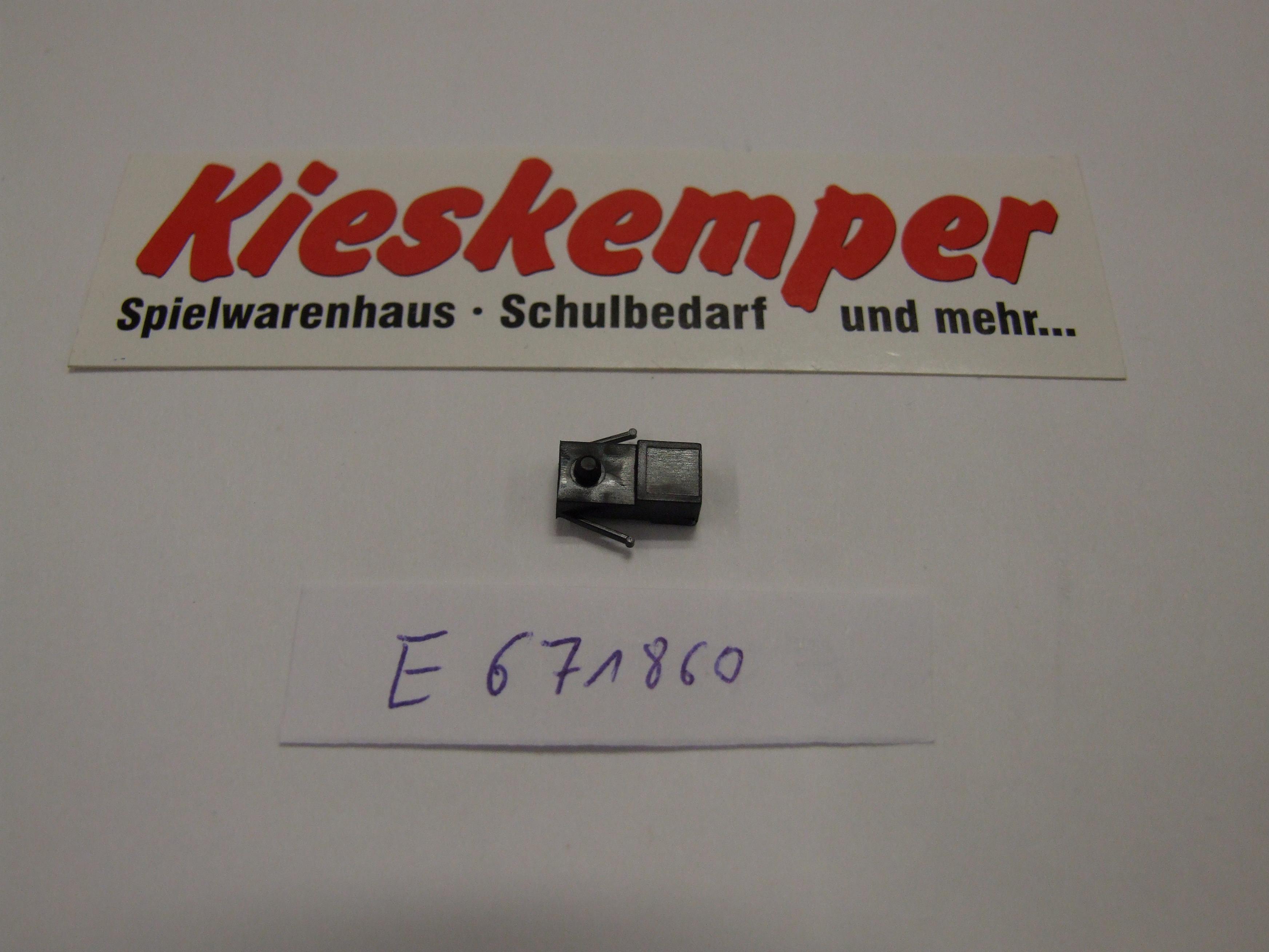 Märklin 671860 KUPPLUNGSHALTER (SC) BEZ