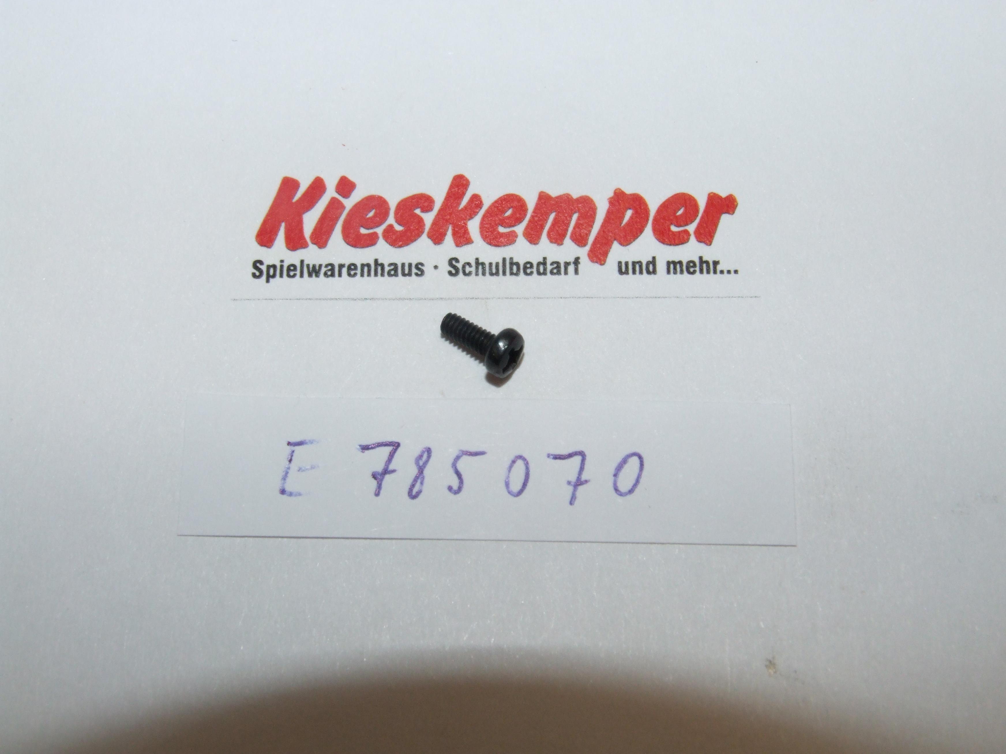 Märklin 785070 SCHRAUBE LINSE M 2,0X 5