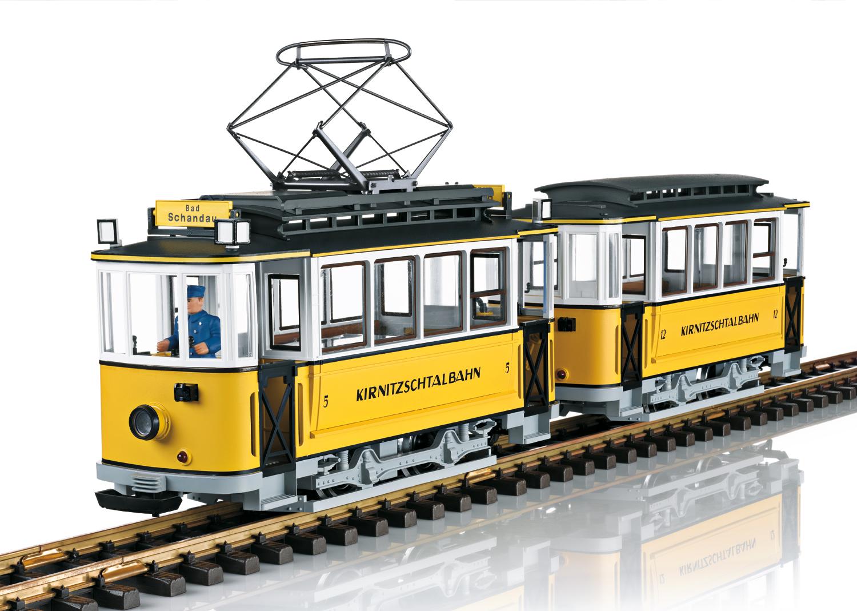 VO LGB 23363 Spur G Kirnitzschtalbahn