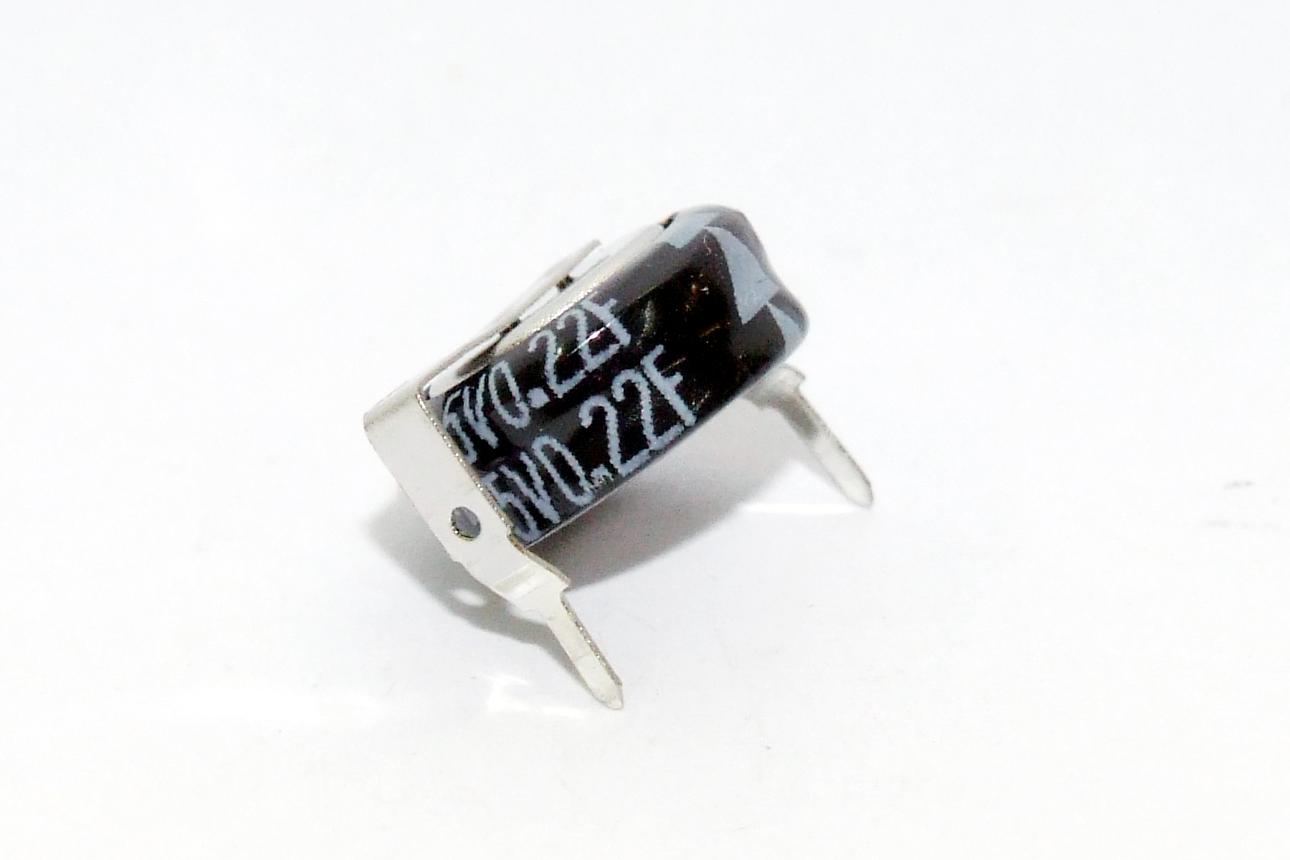 42202 Gold Cap Pufferspeicher 0,22F/ 5,5 V