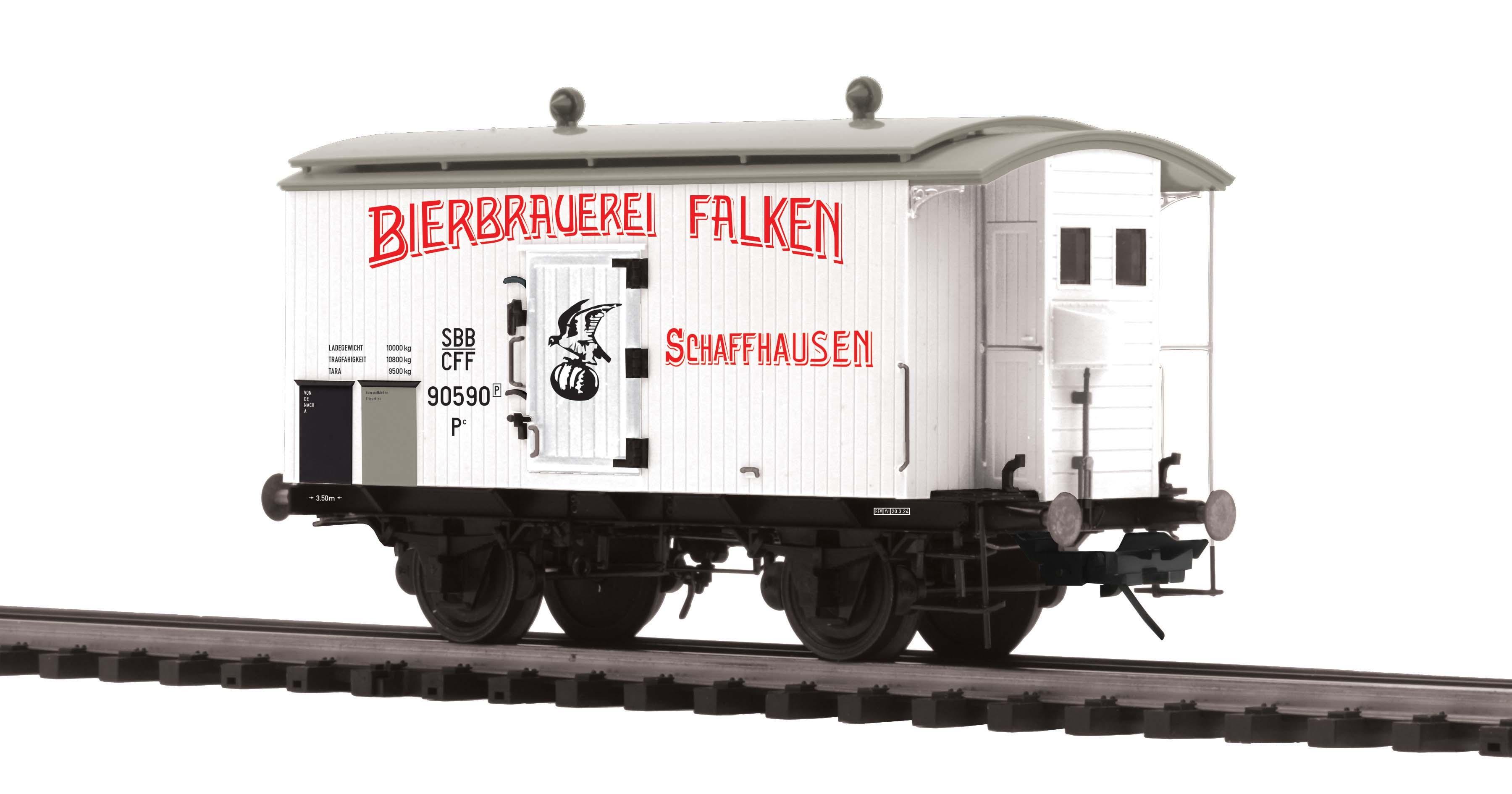 MTH Spur 0 120909430 Bierwagen Brauerei Falk