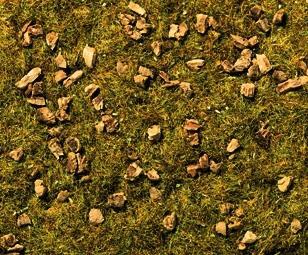 NOCH 08360 Steinige Bergwiesen-Gras, Streugras, 20 g - Beutel