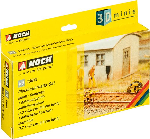 Noch 13641 H0 Gleisbauarbeits-Set
