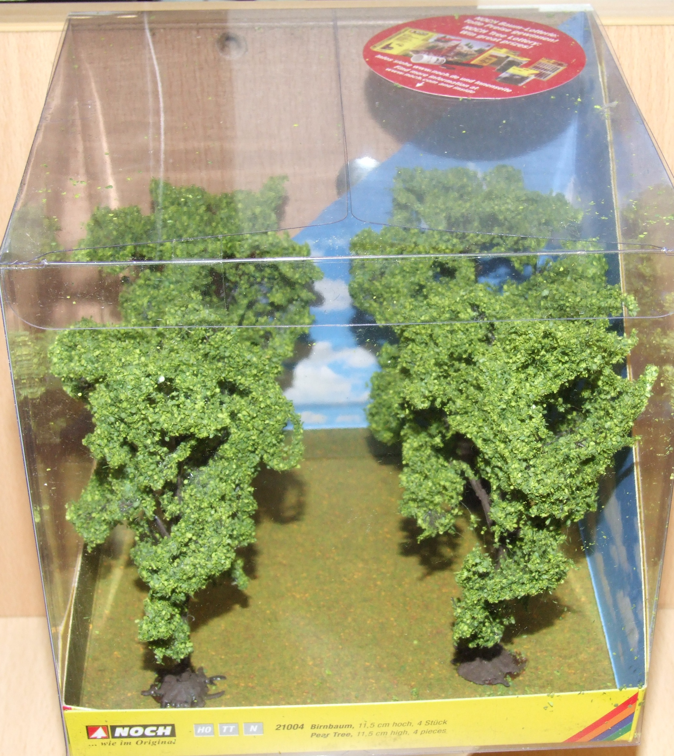 Noch 21004 Baumwürfel Birnbaum H0 TT N