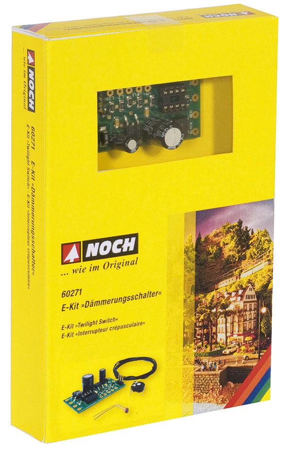 Noch 60271 G, 0, H0, TT, N, Z E-Kit Dämmerungsschalter