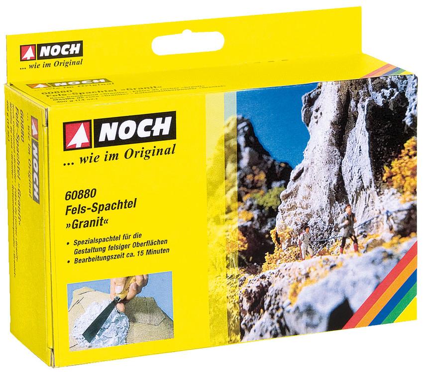 """NOCH 60880 Felsspachtel """"Granit"""", grau, 400 g"""