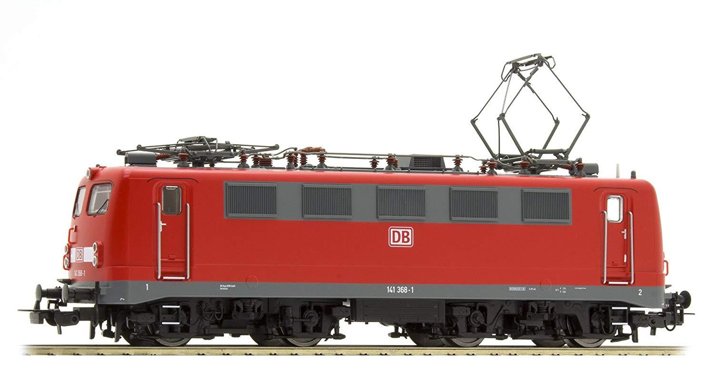 Piko 51518 H0 E-Lok BR 141 DB AG EP V, verkehrsrot Sound ab Werk