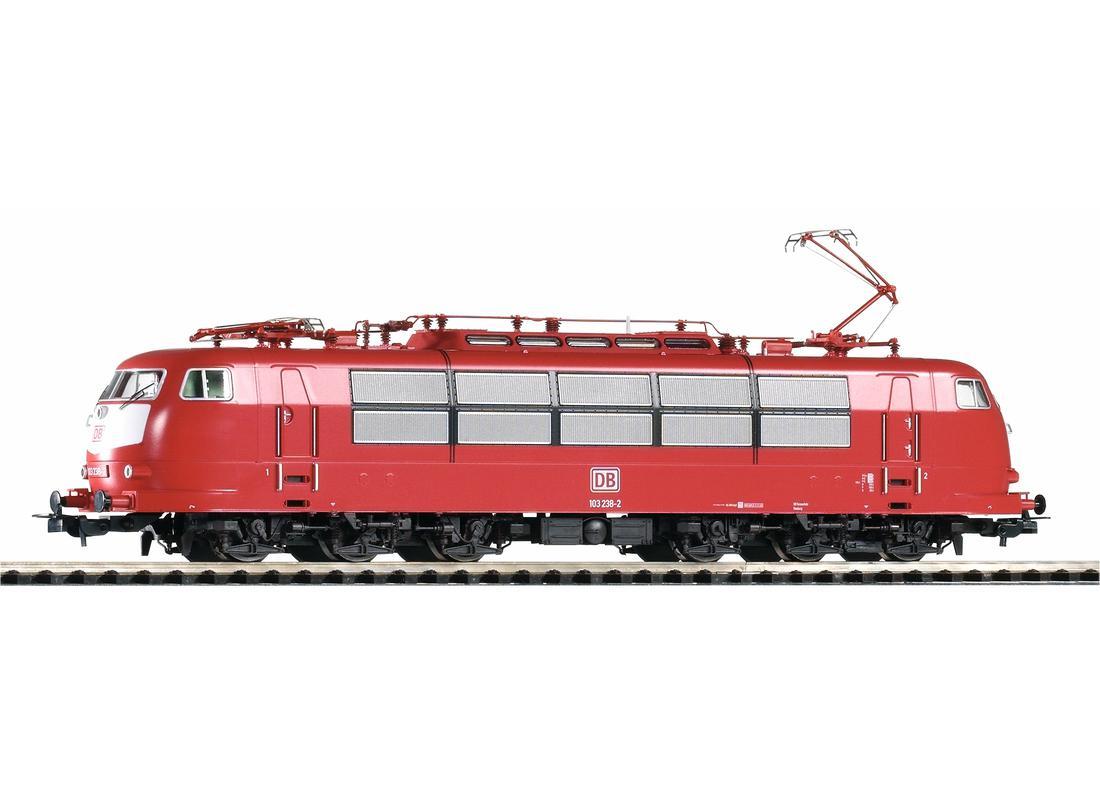 Piko 51672 H0 E-Lok BR 103 DB AG V, Einholmpantos DC