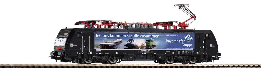 Piko 57962 H0 E-Lok BR 189 Bayernhafen EP VI DC
