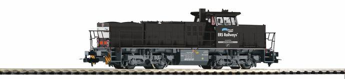 PIKO 59921 Spur H0 Diesellok G1206 ERS DC
