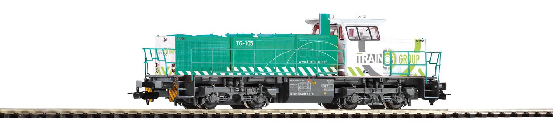 PIKO 59926 Spur H0 Diesellok G1206 Group Train VI DC