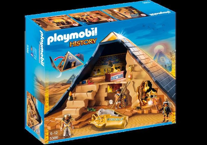 PLAYMOBIL® 5386 Pyramide des Pharao