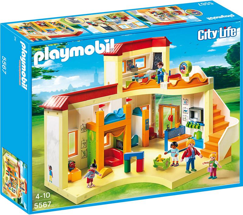 """PLAYMOBIL® 5567 KiTa """"Sonnenschein"""""""